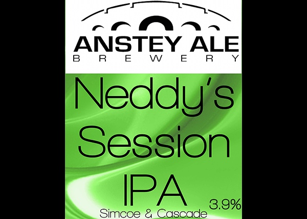 Anstey Ales Neddy's Session