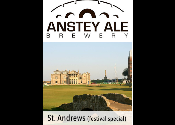 Anstey Ales St Andrews