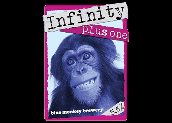 Blue Monkey Infinity Plus One