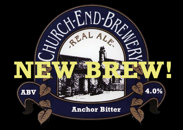 Churchend Anchor Bitter