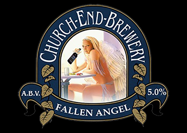 Churchend Fallen Angel