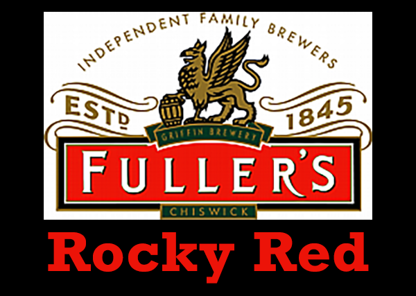 Fullers Rocky Red