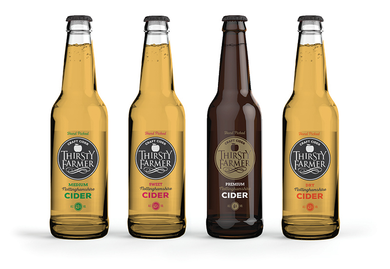 Thirsty Farmer Ciders