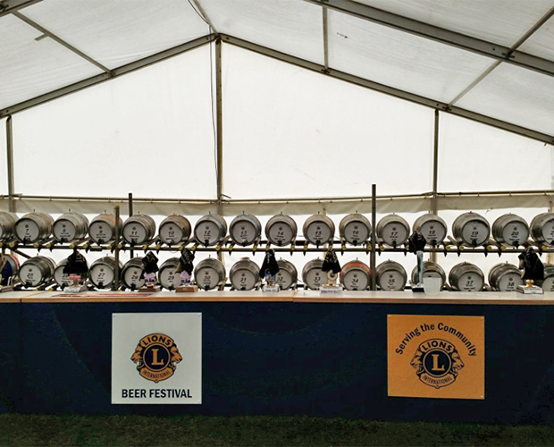 Leicester Lions Beer Festival 2018